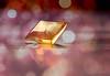 Opal Corners ... (MargoLuc) Tags: macromondays theme corner macro pink golden gem opal bokeh reflection indoor