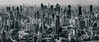 urban fantasy - Shanghai (Rob-Shanghai) Tags: shanghai china modernchina cityscape towers skyscrapers puxi mono blackwhite wfc