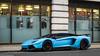 Novitec Torado (Harm-Jan Rouwendal) Tags: lamborghini aventador lp7004 novitec torado blue babyblue supercar hypercar spoiler london uk nikon 50mm harmjan rouwendal