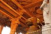 Brihadeeswarar Temple 311 (David OMalley) Tags: india indian tamil nadu subcontinent chola empire dynasty rajendra hindu hinduism unesco world heritage site shiva brihadeeswarar temple rajarajeswara rajarajeswaram peruvudayar great living temples vimana architecture canon g7x mark ii canong7xmarkii powershot canonpowershotg7xmarkii g7xmarkii