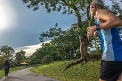 weekend (mohamedyamin_masop) Tags: ricohgrii street people landscape exercise running health fitness