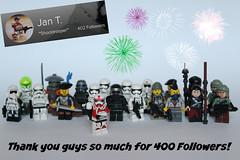 400 Followers! (Jan, The Creator) Tags: