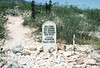 Boot Hill Tombstone AZ June 1976 (1).jpg (buddymedbery) Tags: tombstone years arizona unitedstates 1970s 1976