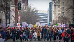 2017.01.21 Women's March Washington, DC USA 2 00168