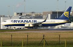 B738 Ryanair (matgawron) Tags: plane planespotting airport landing gear power airbus boeing man egcc b757 ielandair a321 a320 a319 sas aegan brussels austrian embraer a170 a175a190 a195 american usa delta b763 b767 b752 b747 thomas cook easyjet ryanair vueling cathay pacific hainan b777 b773 b772 sun v1 rotate take off