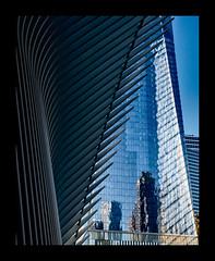 World Trade Center - Oculus (GAPHIKER) Tags: worldtradecenter wtc oculus transportation hub newyorkcity nyc path manhattan oneworldtradecenter reflection santiagocalatrava calatrava portauthoritytranshudson