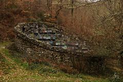 Cortín de Cadenas (Vanessa RG (Vanessa Valkyria)) Tags: asturias landscape paisaje nature naturaleza forest woods bosque