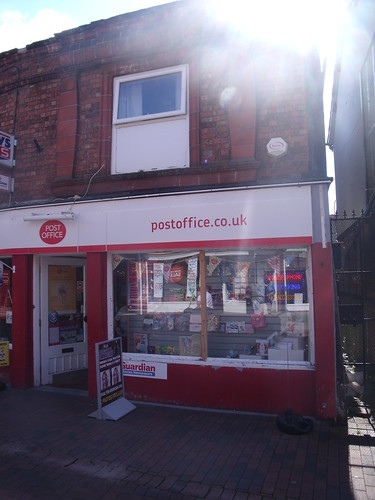 58-60 High Street, Northwich - Post Office