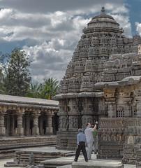 Beautiful Somanathpur Temple (Swaminathan Natarajan) Tags: outdoors architecture hoysala sculpture swaminathannatarajanphotography templearchitecture travel photography tourism heritage karnataka india canon canon550d historic stone art travelphotography