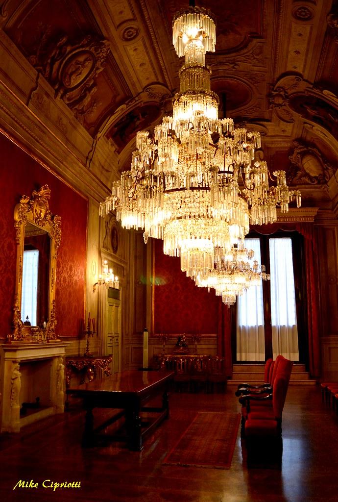 lampadari bologna : ... bologna emiliaromagna salarossa palazzodaccursio matrimonio specchio