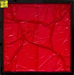RED Marco en Metacrilato para Penique Productions_Waam S.L. (METACRILATO y METALIZACIÓN) Tags: vitrinas exposiciones arte retail tiendas organización decoración mesa escalera peldaños blanco metacrilato transparente pmma incoloro