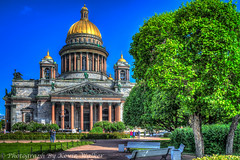 Saint Isaac's Cathedral (Kev Walker ¦ 8 Million Views..Thank You) Tags: stpetersburg russia hdr 2015 kevinwalker