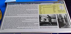 SPAD S-VII (Ruffo) (Chickenhawk72) Tags: world italy dog museum fight italian war fighter aircraft wwi hangar first guerra di museo prima calabria biplane italiana spad baracca mondiale italianairforce ruffo aeronauticamilitare vignadivalle biplano svii troster