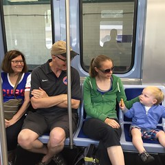 """Paul Rides the El with Grandma and Grandpa Miller • <a style=""""font-size:0.8em;"""" href=""""http://www.flickr.com/photos/109120354@N07/18831012424/"""" target=""""_blank"""">View on Flickr</a>"""