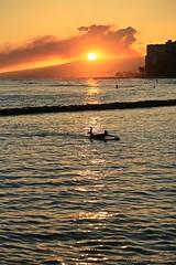06082015_023_ (ALOHA de HAWAII) Tags: hawaii oahu waikikisunset