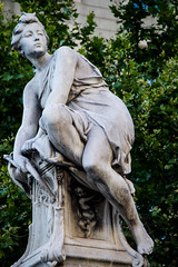 La diosa Diana (Fernando Two Two) Tags: barcelona art arte bcn goddess escultura diana 1919 estatua mythology myth granvía diosa mitología venancivallmitjana deesa fuentedediana fontdediana venanciovallmitjana