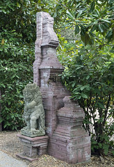 Louisville Zoo 08-26-2014 - Sculpture 1 (David441491) Tags: sculpture statue zoo louisville