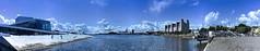 Oslo Fjord (BorisJ Photography) Tags: city panorama holiday june oslo norway canon eos opera no urlaub skandinavien norwegen scandinavia stitched 2015 stitchedpanorama 40d canoneos40d borisjusseit borisjphotography
