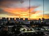 Sunny Isles Sunset (Mohmed Althani) Tags: travel sunset sea summer sky sun seascape water clouds sunrise us exposure unitedstates florida doha qatar sunnyislesbeach topshots iphone6