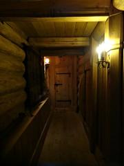 Ancient hallway (Jaedde & Sis) Tags: føroyar faroeislands interior hallway wood old ancient light door herowinner storybookwinner sweep friendlychallenges