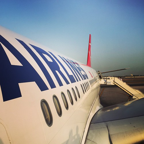 Fly me to home @turkishairlines let me swing among those stars