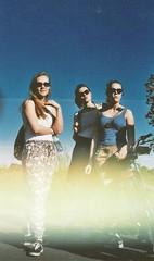 Girls (marlinhelene2) Tags: girls summer people colour film youth 35mm minolta kodak kodakfilm minoltaaf5000