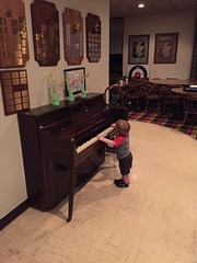 """Paul Plays the Piano at the Chicago Curling Club • <a style=""""font-size:0.8em;"""" href=""""http://www.flickr.com/photos/109120354@N07/19447170822/"""" target=""""_blank"""">View on Flickr</a>"""