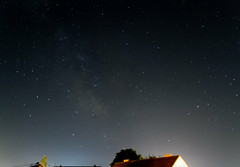 Sternfeldaufnahmen-5 (bernhardwagner76) Tags: sky night canon way stars landscape austria sagittarius astrophotography 7d astronomy milky constellations scorpius scutum ophiuchus wolfsberg serpens