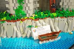 VA BrickFair 2015 Castle Hyrule (EDWW day_dae (esteemedhelga)) Tags: castle lego bricks minifigs moc afol hyrule minifigures edww brickfair daydae esteemedhelga vabrickfair