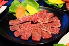 เนื้อคะรุบิ อีกเมนูอร่อยของร้านกิวกิวเต้ โฮมโปร ราชพฤกษ์