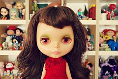 ♥ moira ♥ (girl enchanted) Tags: toyroom dollroom dollyroom kennerblythedollbrunette