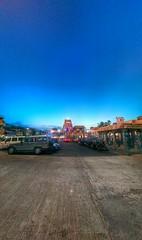 Universal Power - Parthasarathi Temple, Chennai (Alan Vel) Tags: sunset india tower sunrise temple traditional madras universe chennai tamil deity tamilnadu southindia gopuram mylapore perumal parthasarathy triplicane mobilephotography agraharam parthasarathytemple tamilnadutourism nexusphotography