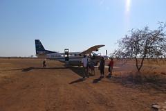 IMG_5034 (kmurphy34) Tags: airplane southafrica flying safari krugernationalpark charter kruger smallplane propplane federalair charterflight