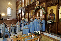 146. The Commemoration of the Svyatogorsk icon of the Mother of God / Празднование Святогорской иконы Божией Матери