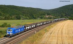 193 848-9 EGP (vsoe) Tags: railroad train germany deutschland engine eisenbahn railway ars bahn freighttrain züge güterzug maintal egp vectron güterzugstrecke mainvalley