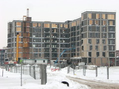 DSCF0046 (bttemegouo) Tags: 1 julien rachel construction montral montreal rosemont condo phase 54 quartier 790 chateaubriand 5661
