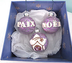 paix noel nativite ornaments 2016 (playsculptlive) Tags: pcagoe polymerclay xmasornament
