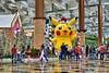 Changi Airport (chooyutshing) Tags: pokémon pikachu display xmastrees decorations christmasfestival2016 departurehall terminal3 changiairport singapore
