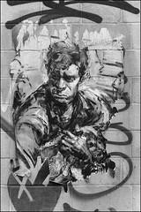 L1026386 B&W (Damien DEROUENE) Tags: damienderouene leica mm monochrom brooklyn street art urban nyc