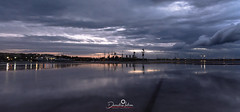 Tangled (iatroud) Tags: greece kallithea nikon nikonphotography clouds cloudscape iatroud iatroudgr seascape sigma pano panorama bluehour averof blue mirroring reflection beauty sunset