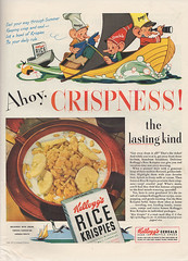 Rice Krispies – Ahoy, Crispness (DJ_Fey) Tags: ricekrispies lifemagazine kelloggs snapcracklepop