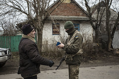 VLS_9142 copy (UNDP in Ukraine) Tags: donbas donetskregion easternukraine conflictaffectedarea commuities ukraine undpukraine mines security landmines