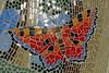 Mosaic detail (Sparky the Neon Cat) Tags: europe great britain united kingdom gb uk england north yorkshire saltburn saltburnbythesea valley woodland centre gardens mosaic helen jane gaunt derek mosey butterfly