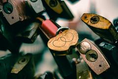 There's no key to my heart. (stray_light_rays) Tags: feeelings promises promise love romance emotions padlocks keys hearts