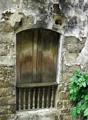 Century old Window (2017) (phillipians12004) Tags: window baluster ancestral heritage old leaves nikon