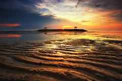 """Signature Of Sanur, Bali"" (KembaraAlam) Tags: sanur sanurbeach pantaikarang bali indonesia seascape sunrise singhray scenery serenity sea discover dawn signature outdoor photography photohunt phototravel phototrip canon canonasia landscape leefilter kembaraalam"