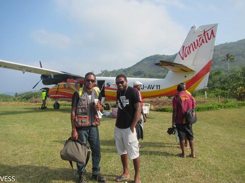 Domestic airstrip
