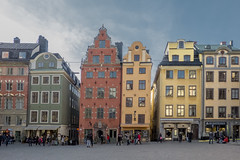 Gamla Stan, the Old Town, Stockholm (PriscillaBurcher) Tags: gamlastan theoldtown stockholm stortorget sweden l1100705