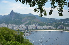Rio de Janeiro (Chris Robin (crobin)) Tags: rio janeiro pão açucar urca bondinho vista incrivel praia lagoa predios cristo redentor