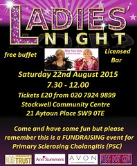 Fundraising event and a bit of fun for the ladies we need your help to make a difference http://t.co/LfSJGRervZ